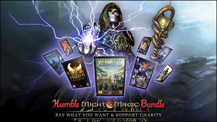 M&M Humble Bundle