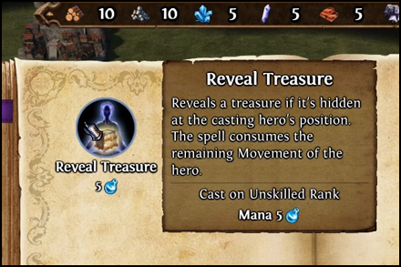 Treasure Hunt In Mm Might Magic Heroes 7 Ubisoft Official