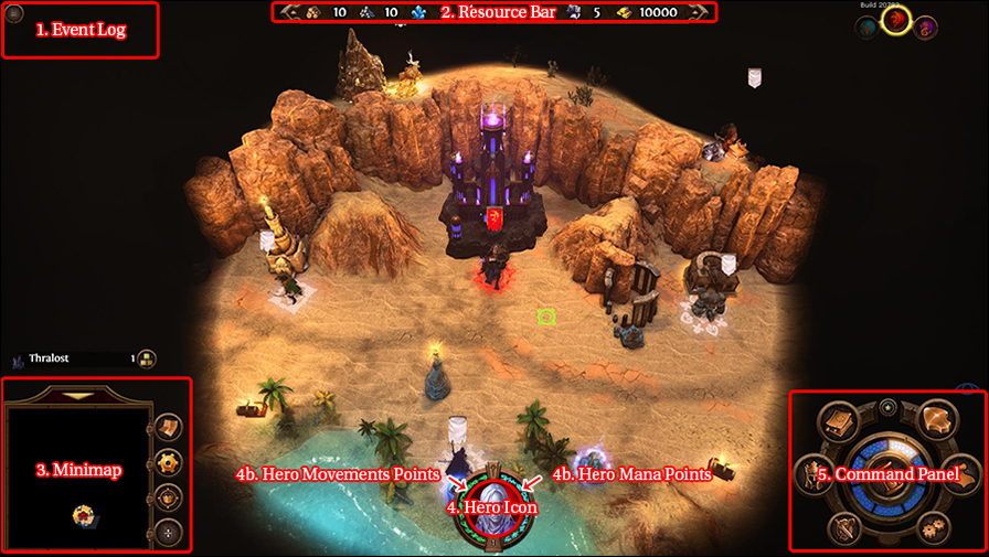 Getting started wit   Might & Magic® Heroes 7   Ubisoft Official