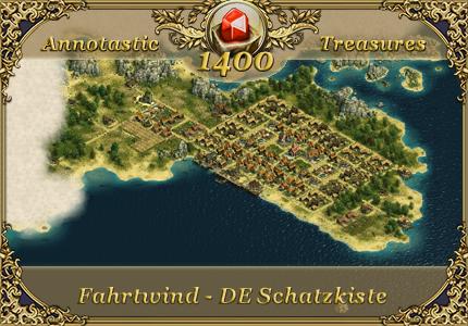 Annostastic Treasure: Fahrtwind