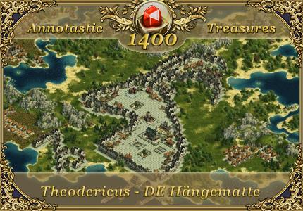 Annostastic Treasure: theodericus