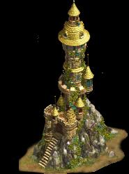 A cosa servirà questa torre? Lo sapremo la prossima settimana!