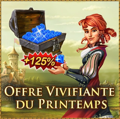 Pack de Pierre Précieuse du Printemps