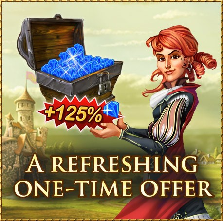 Spring Special Gem Package
