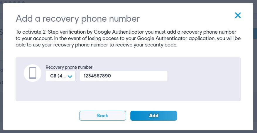 Securing Your Account With 2 Step Verification Mobile App Ubisoft Support