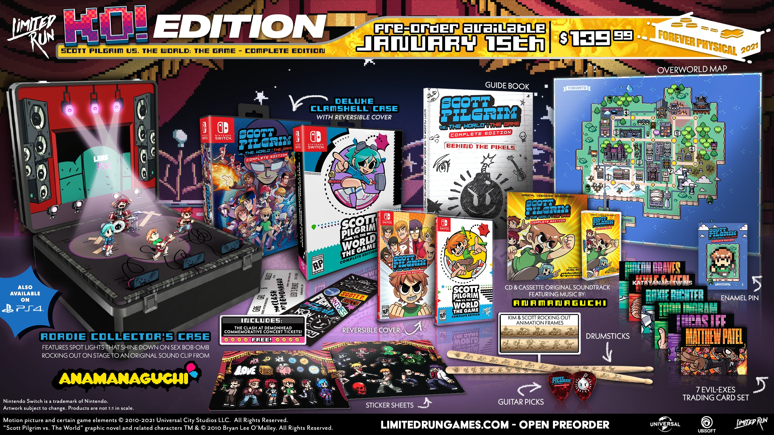 Contents of KO Edition