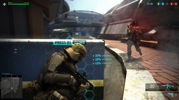 Matchmaking Ghost Recon Phantoms