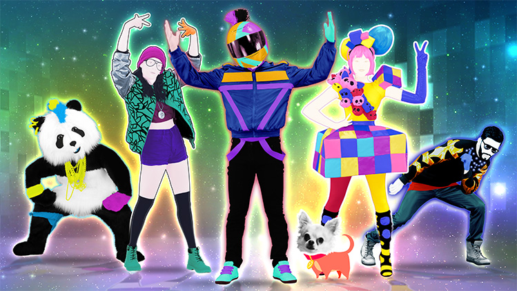 Just Dance 2016 is Out Now