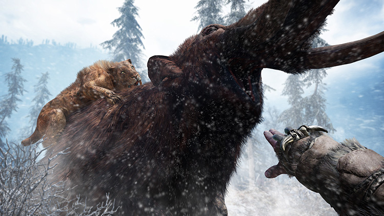 Far Cry Primal Deluxe Edition Revealed