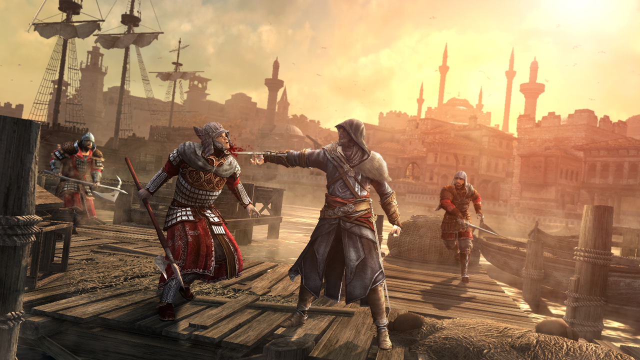 Image result for assassin creed revelation