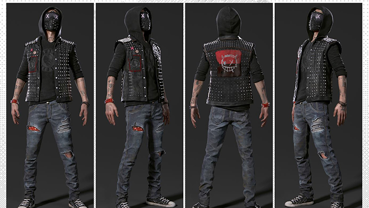 Watch Dogs 2 Wrench Cosplay Guide Now Available