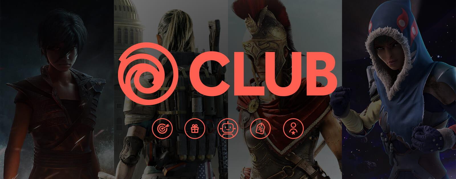 FAQ - Ubisoft Club