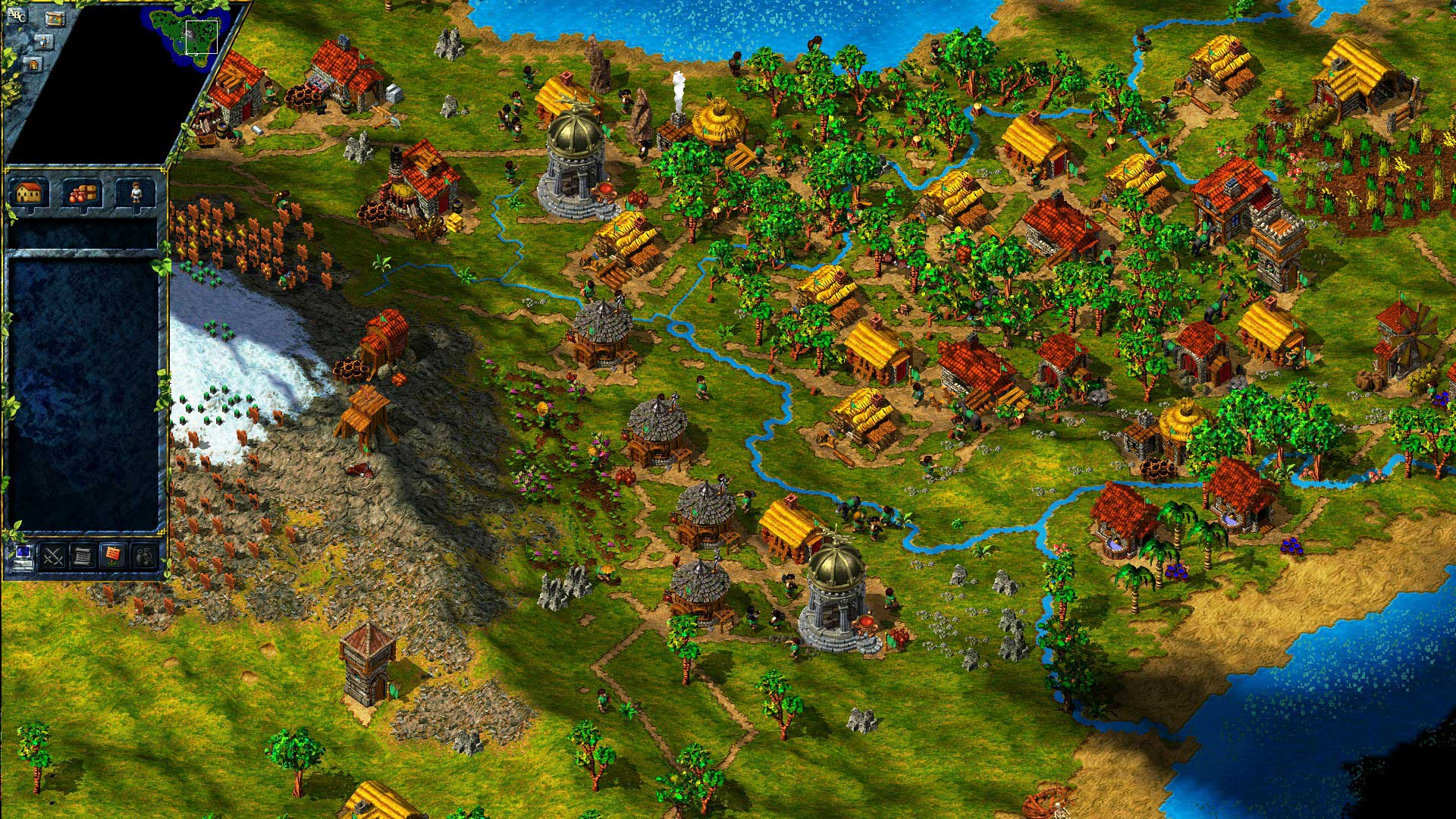 Try The Settlers 3 History Edition for free from 09.01.2020 to ...