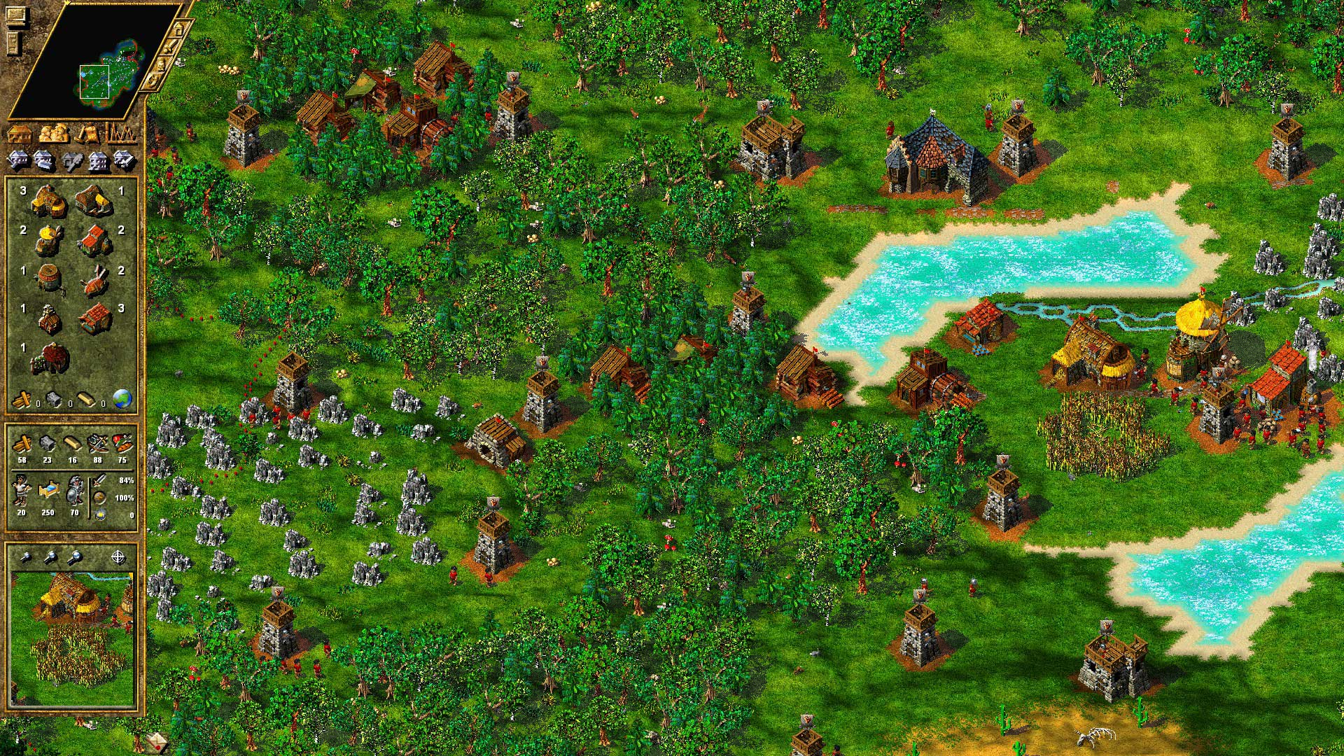Guide] The Settlers IV History Edition – The Settlers Alliance