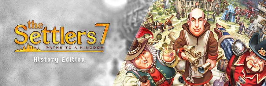 The Settlers 7 – Paths to a Kingdom History Edition – The ... on